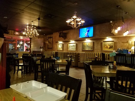 Okmulgee, Oklahoma: Morty's American Restaurant