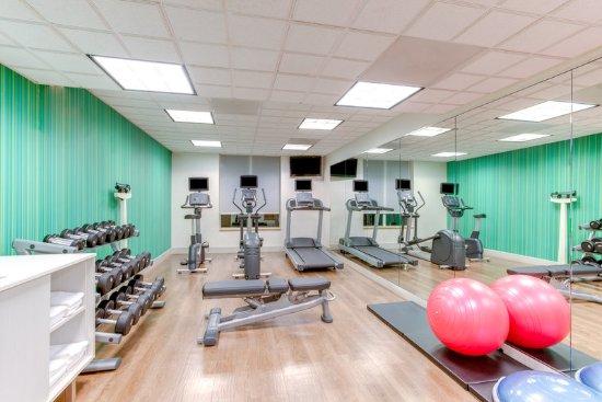 Holiday Inn Express & Suites Bethlehem: Fitness Center