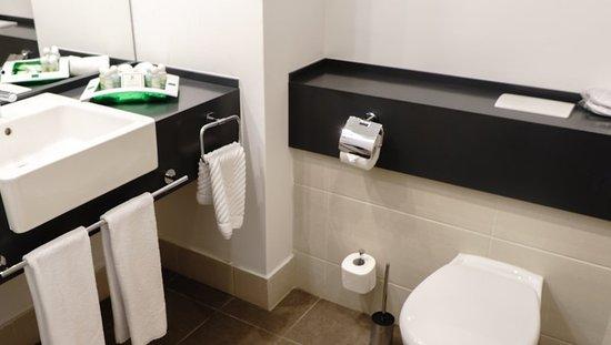 Holiday Inn St. Petersburg Moskovskiye Vorota: Bathroom Amenities
