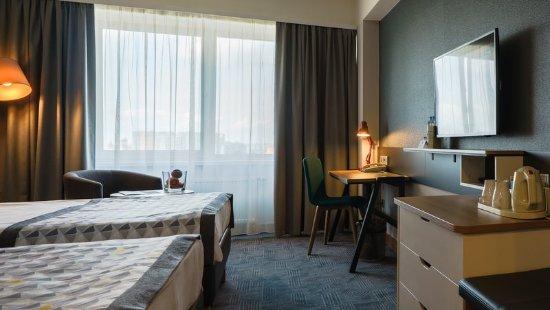 Holiday Inn St. Petersburg Moskovskiye Vorota: Guest Room