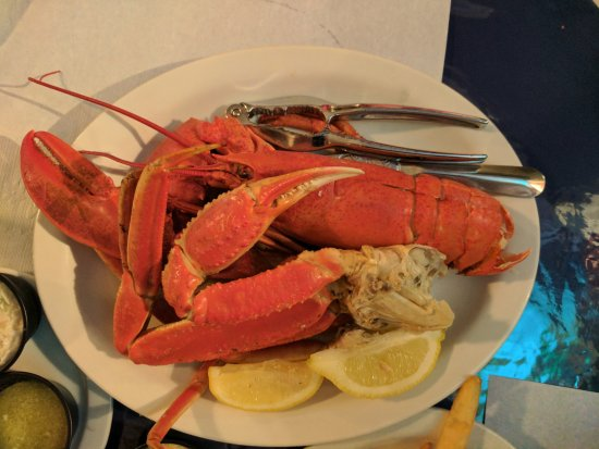 Rusty Anchor Restaurant: Seafood special for the day