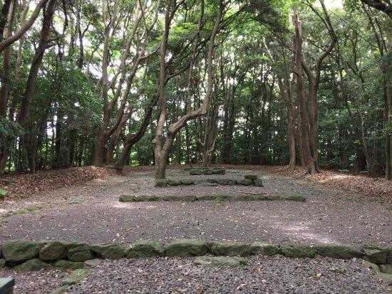 Munakata, Japan: 神様が降臨されたとされる場所