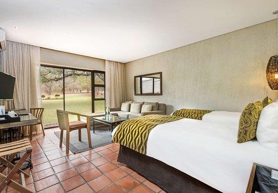Skukuza, África do Sul: Superior Twin/Twin Room - Sleeping Area
