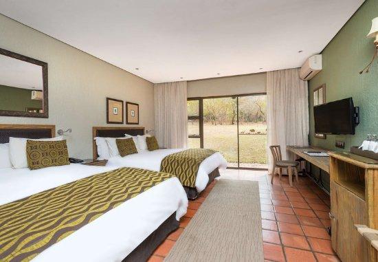 Skukuza, Sudáfrica: Superior Queen/Queen Guest Room