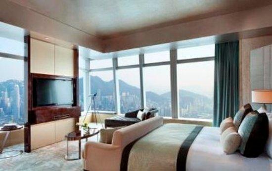 The Ritz-Carlton, Hong Kong - UPDATED 2018 Prices, Reviews