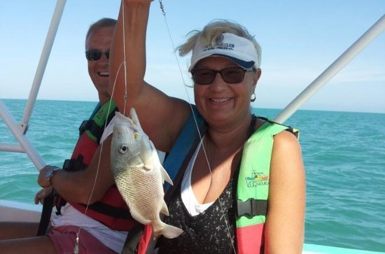 Isla Holbox Private Half-Day Fishing...
