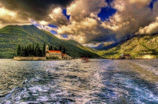 Tour Kotor - Perast old town - Islands...