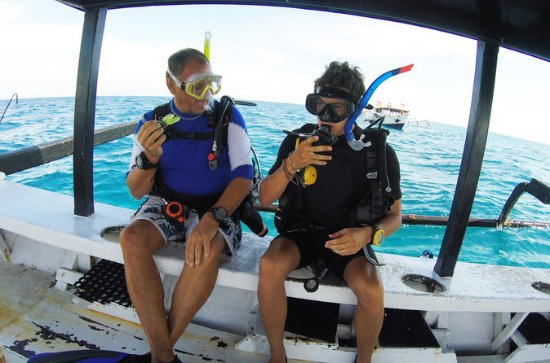 4-Day PADI Open Water Course at Gili...