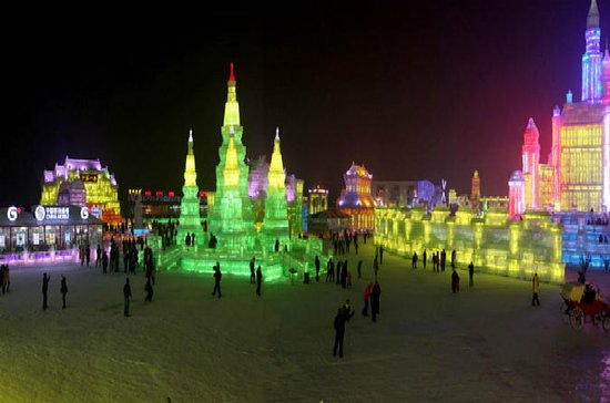 Harbin Sightseeing: Private Tour with...