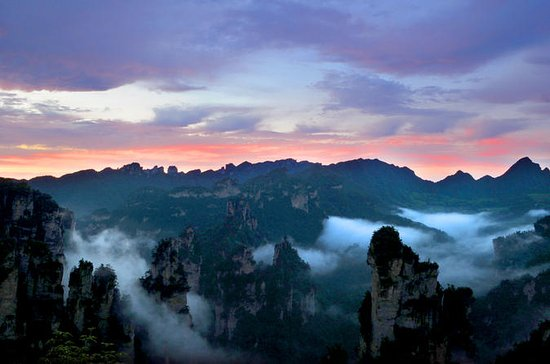 3-Days-Private tour to Zhangjiajie...