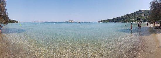 Лимни-Кери, Греция: Keri Beach