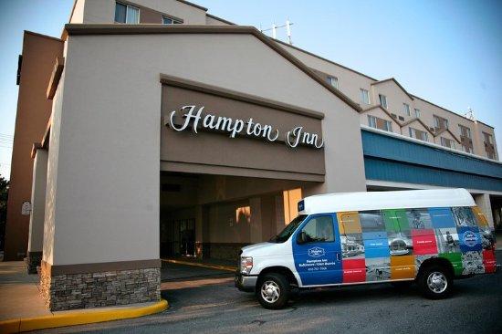 Hampton Inn Baltimore Glen Burnie