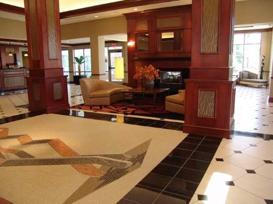 Lobby Picture of Hilton Garden Inn Indianapolis SouthGreenwood