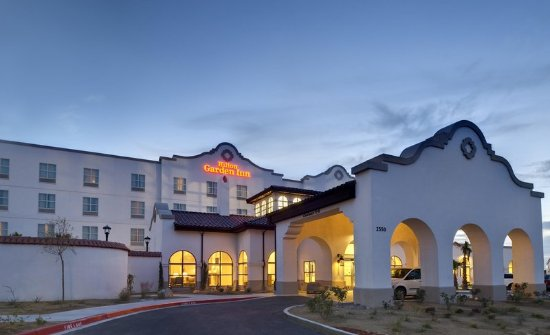 Welcome to the Hilton Garden Inn Las Cruces!