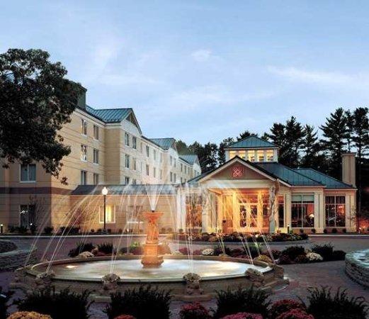 拉斯克魯塞斯希爾頓花園飯店照片