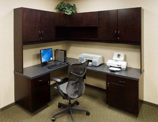 Duncanville, TX: Business Center