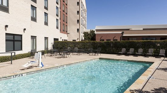 Duncanville, TX: Hotel Pool
