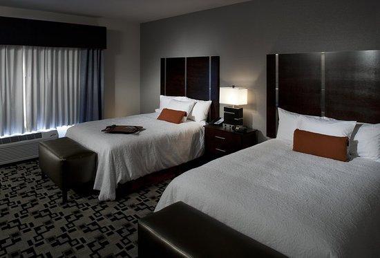 Mansura, LA: Two Queen Beds