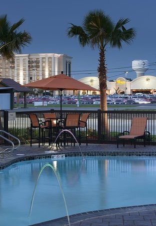 Hampton Inn & Suites Marksville: Outdoor Pool