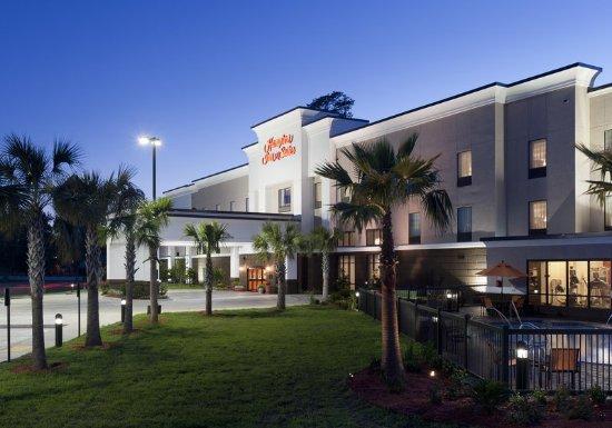 Mansura, LA: Hotel Exterior