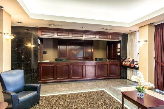Clarion Hotel Richmond Central: Lobby