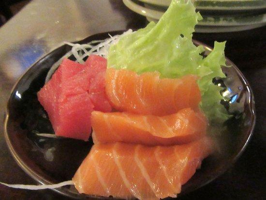 Sashimi, Uotomo Sushi, Milpitas, Ca