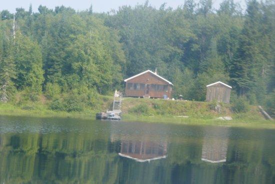 Foleyet, Canada: the lodge