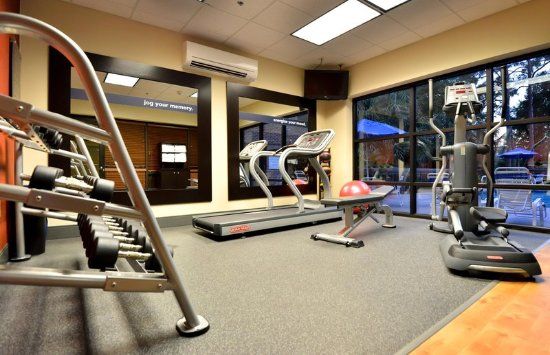 Hampton Inn Wilmington Medical Park: Fitness Center