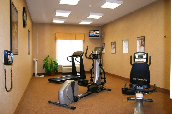 Stephenville, TX: Fitness Center