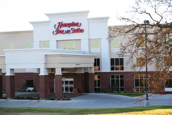 Hampton Inn & Suites Stephenville: Welcome