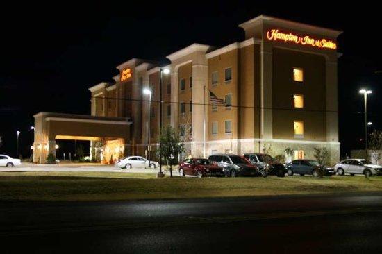 Hampton Inn & Suites Abilene I-20: Exterior