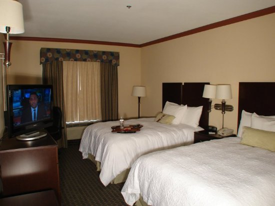 Hampton Inn & Suites Corpus Christi I-37 - Navigation Blvd.: Two Queen Beds