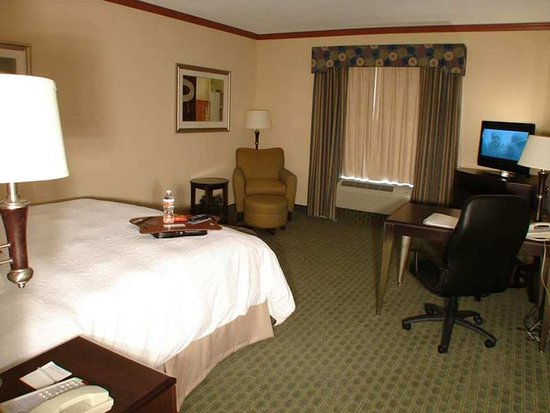 Hampton Inn & Suites Corpus Christi I-37 - Navigation Blvd.: Standard King Room