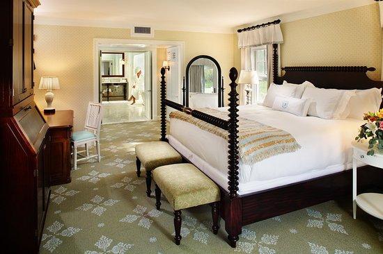 Bedford, PA: Suite Bedroom