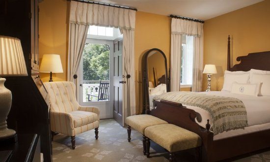 Bedford, PA: Resort View Rooms
