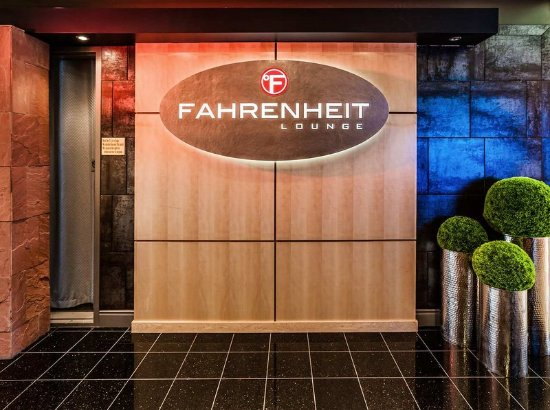 Fahrenheit Lounge Picture of Hilton Garden Inn Salt Lake City