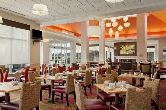 Great American Grill Picture of Hilton Garden Inn Salt Lake City