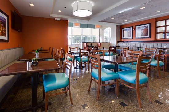 Drury Inn & Suites Columbia Stadium Boulevard: Dining Area