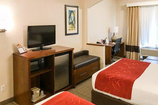 Стивенсон-Рэнч, Калифорния: Guest Room