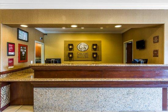 Стивенсон-Рэнч, Калифорния: Lobby