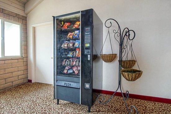Yakima, WA: Vending