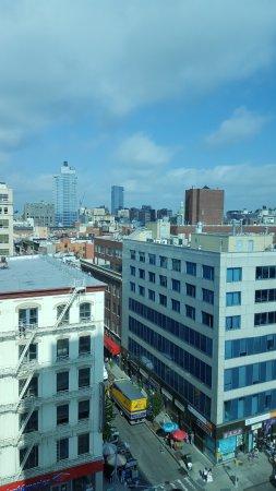 Wyndham Garden Chinatown: view