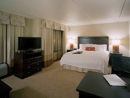 Hampton Inn & Suites Austin Cedar Park - Lakeline : Comfortable King Studio Suite
