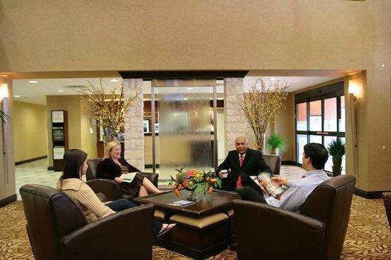 Hampton Inn & Suites Austin Cedar Park - Lakeline : Lobby