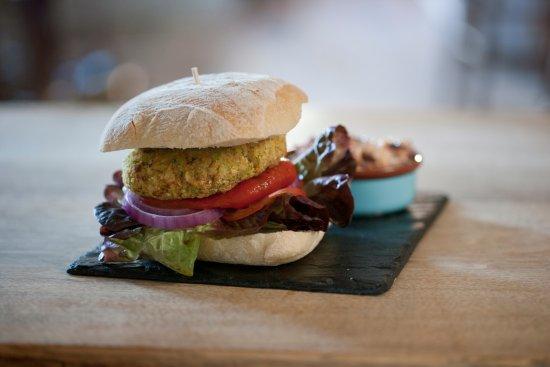 Wittersham, UK: Always vegetarian friendly....