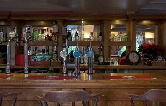 Wittersham, UK: Our bar - everyone's invited