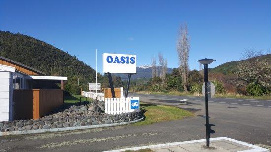 Oasis Motel & Holiday Park Turangi