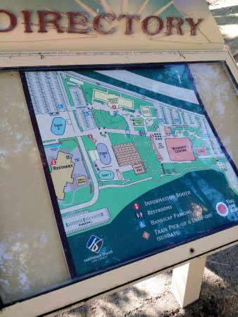 saddleback church campus map Map Picture Of Saddleback Church Lake Forest Tripadvisor saddleback church campus map