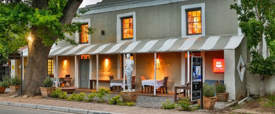 Greyton, South Africa: Old potters Inn