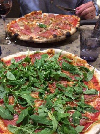 Coppola Bilbao : Pizza!